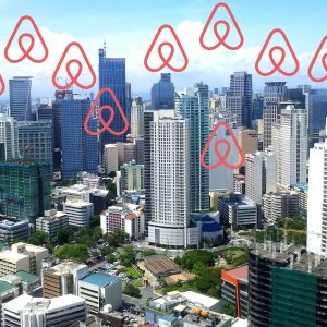 Airbnb Filipinas, zona de Makati.