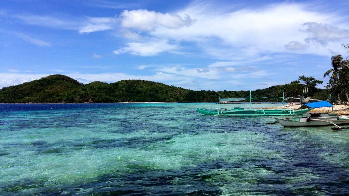 Banana Island en Coron