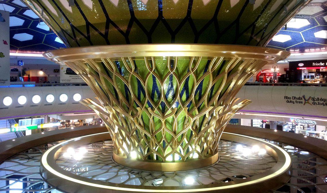 vuelos a filipinas desde España escala Abu Dhabi