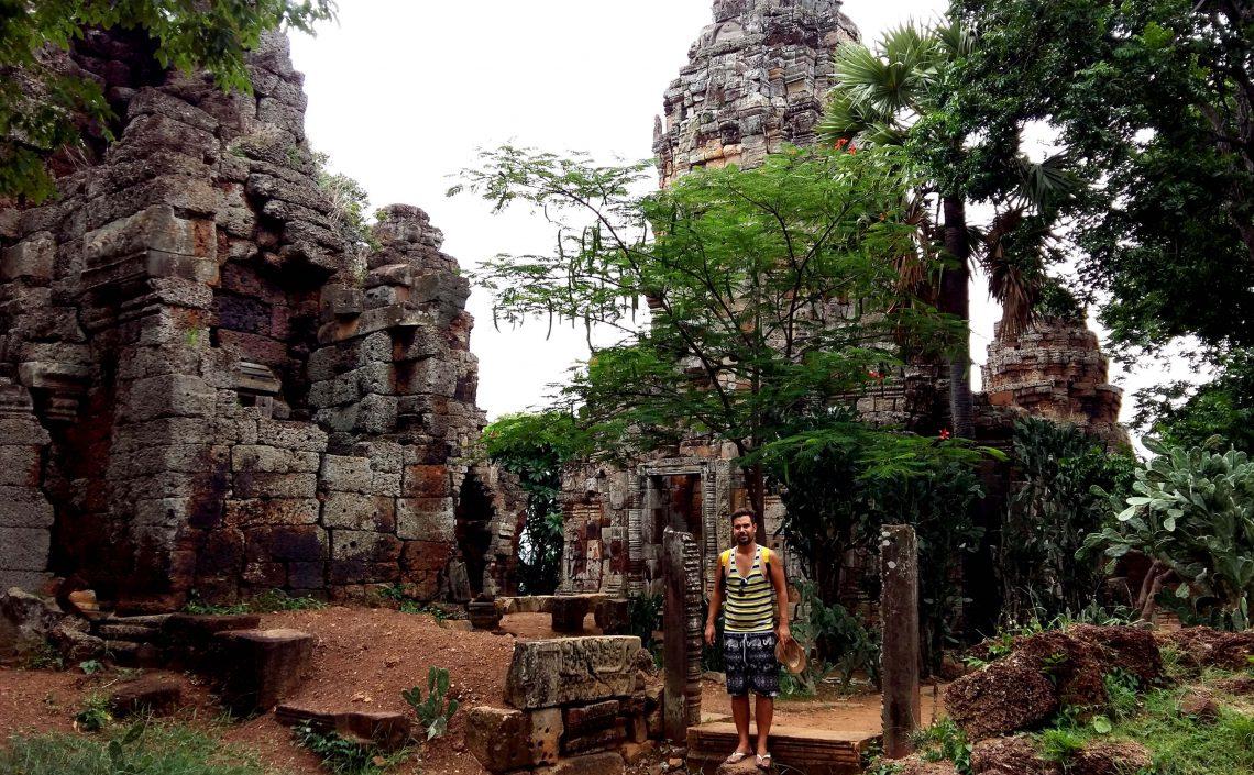viajar solo a camboya
