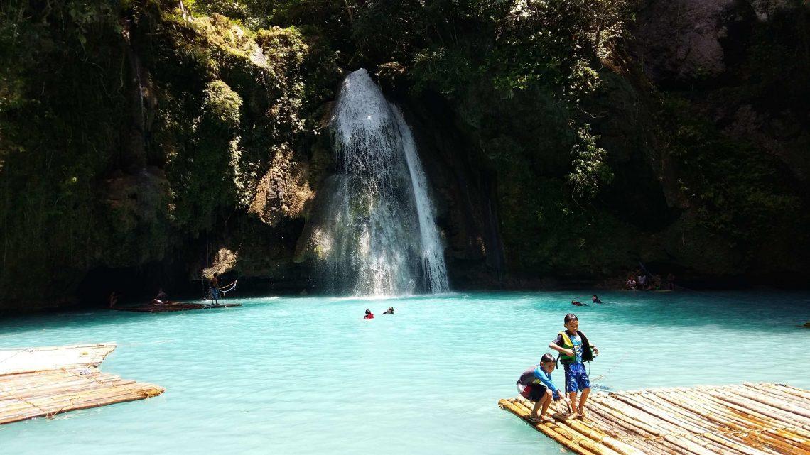 Cascadas en Filipinas ...
