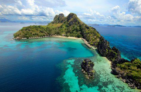 Resort de lujo filipinas