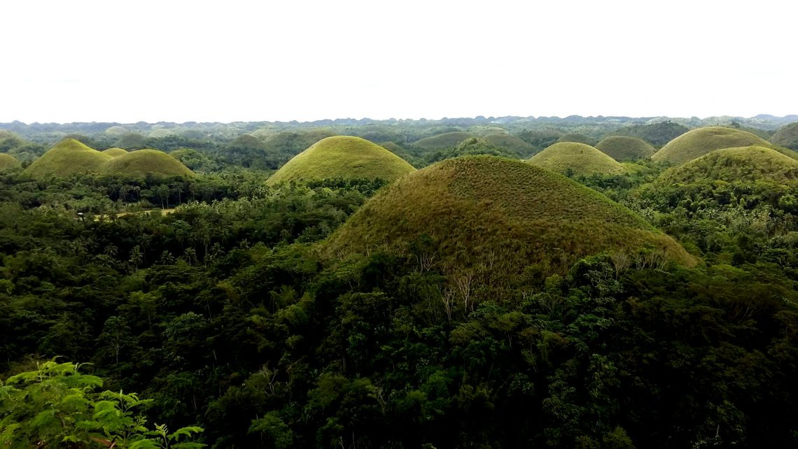 Chocolate hills: Filipinas en 2 semanas