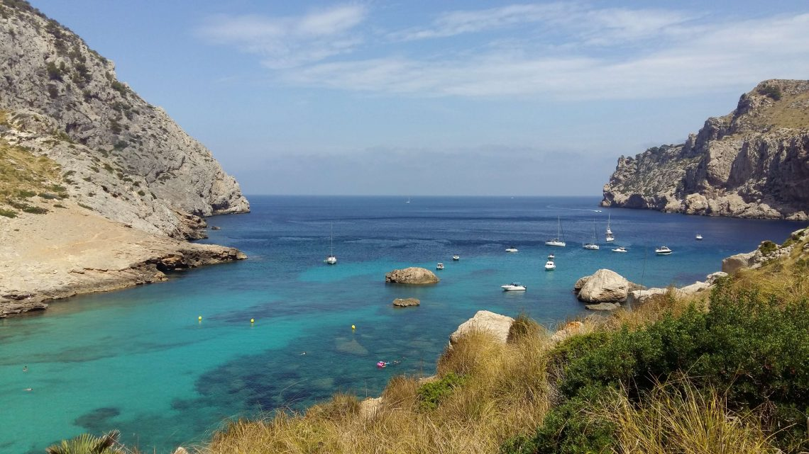 Mapa De Mallorca Calas.Las 10 Mejores Calas De Mallorca Mapa Y Motivos Viaja En Blog