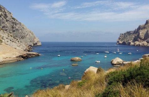 una de las 10 mejores calas de Mallorca