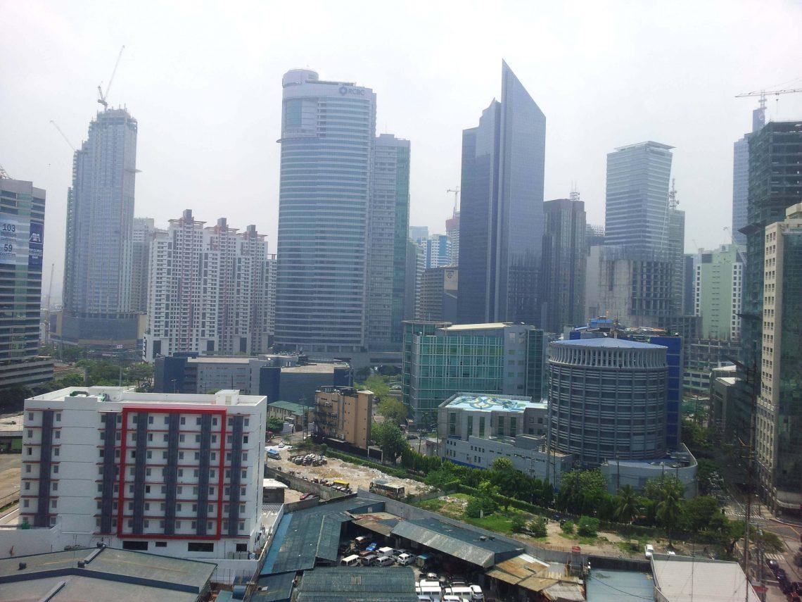 trabajar en filipinas edificios