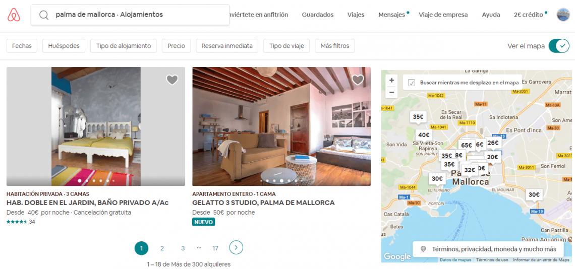 Alquiler de apartamentos en palma de mallorca particulares for Alquiler de apartamentos en sevilla particulares