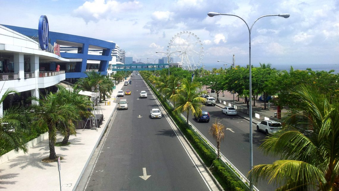Mall of Asia, zona segura en Filipinas