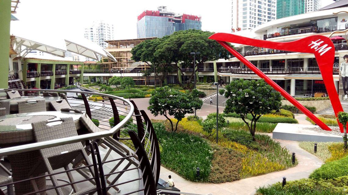 ayala mall, centro comercial en Cebu ciudad
