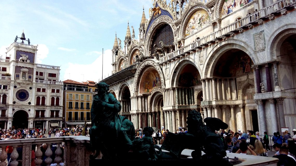 hoteles donde dormir barato en venecia san marco