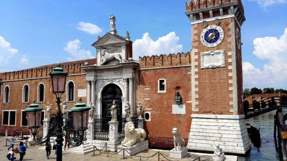 Alojamiento en Castello, barrio del Arsenal de Venecia