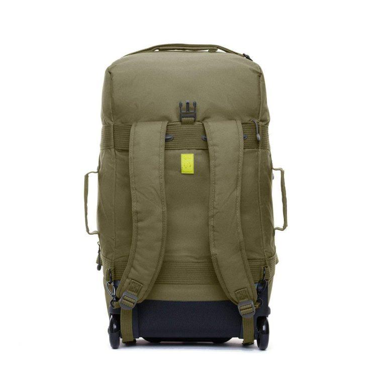 maleta mochila ecologica con ruedas