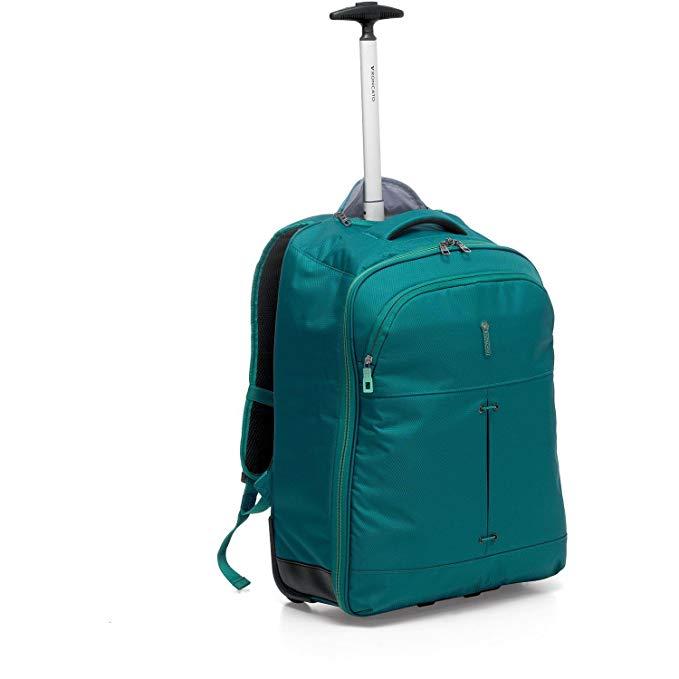 roncato mochila maleta con ruedas