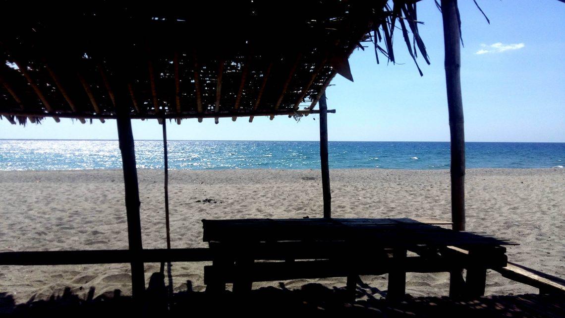 zambales playa cerca de manila