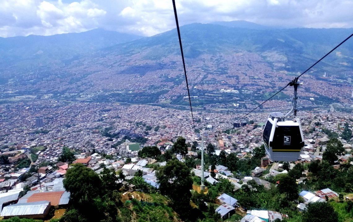 ciudades para visitar en colombia medellin