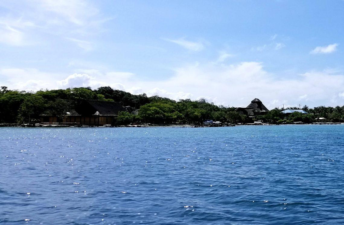 isla de baru cartagena colombia