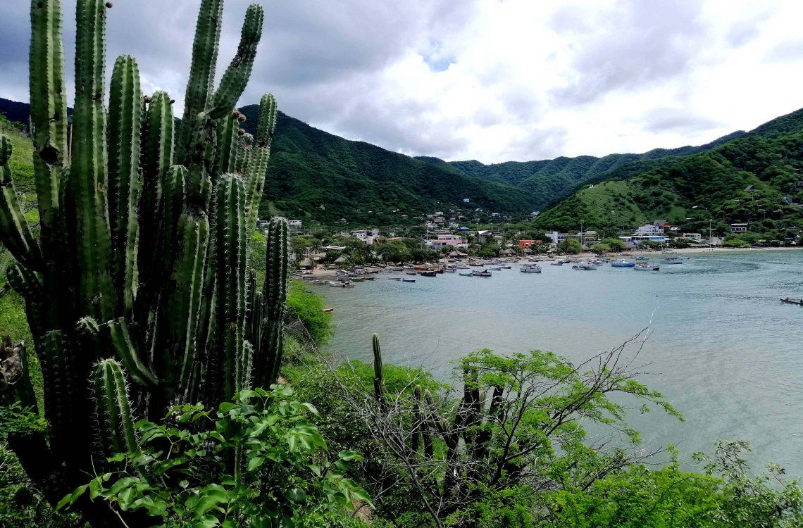 taganga visitar tayrona colombia