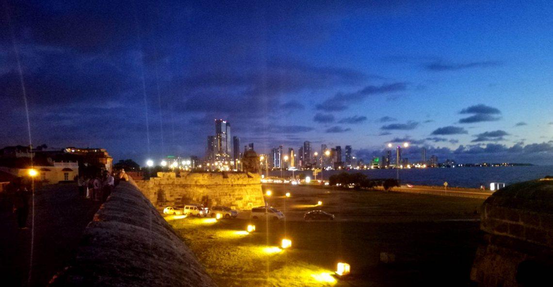 bocagrande cartagena noche