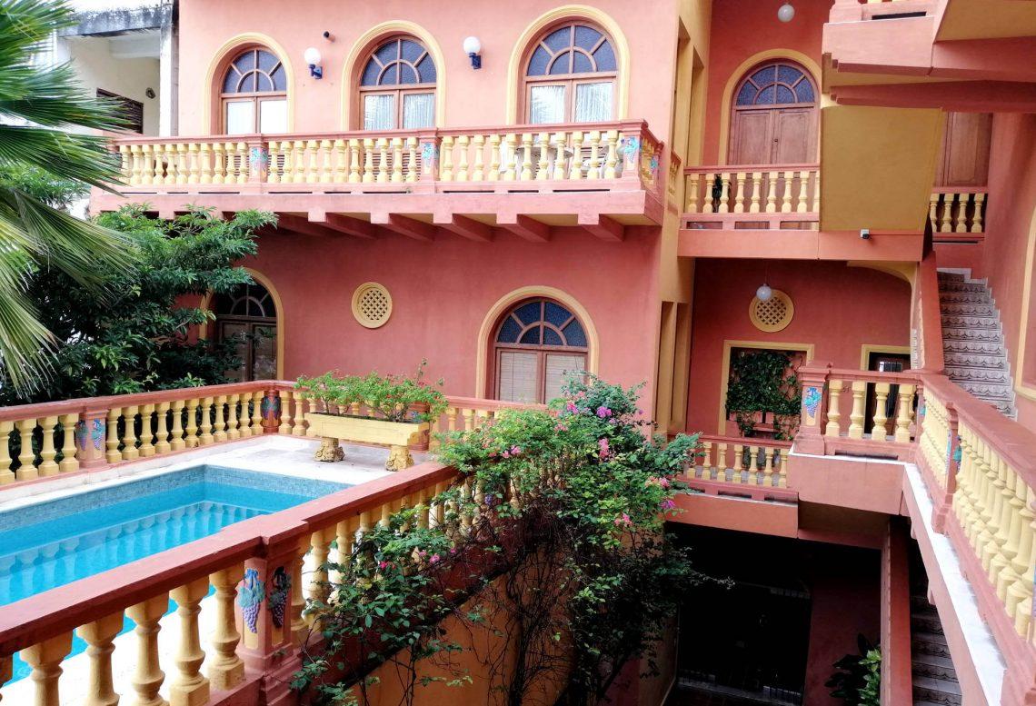 cartagena apartamentos arca