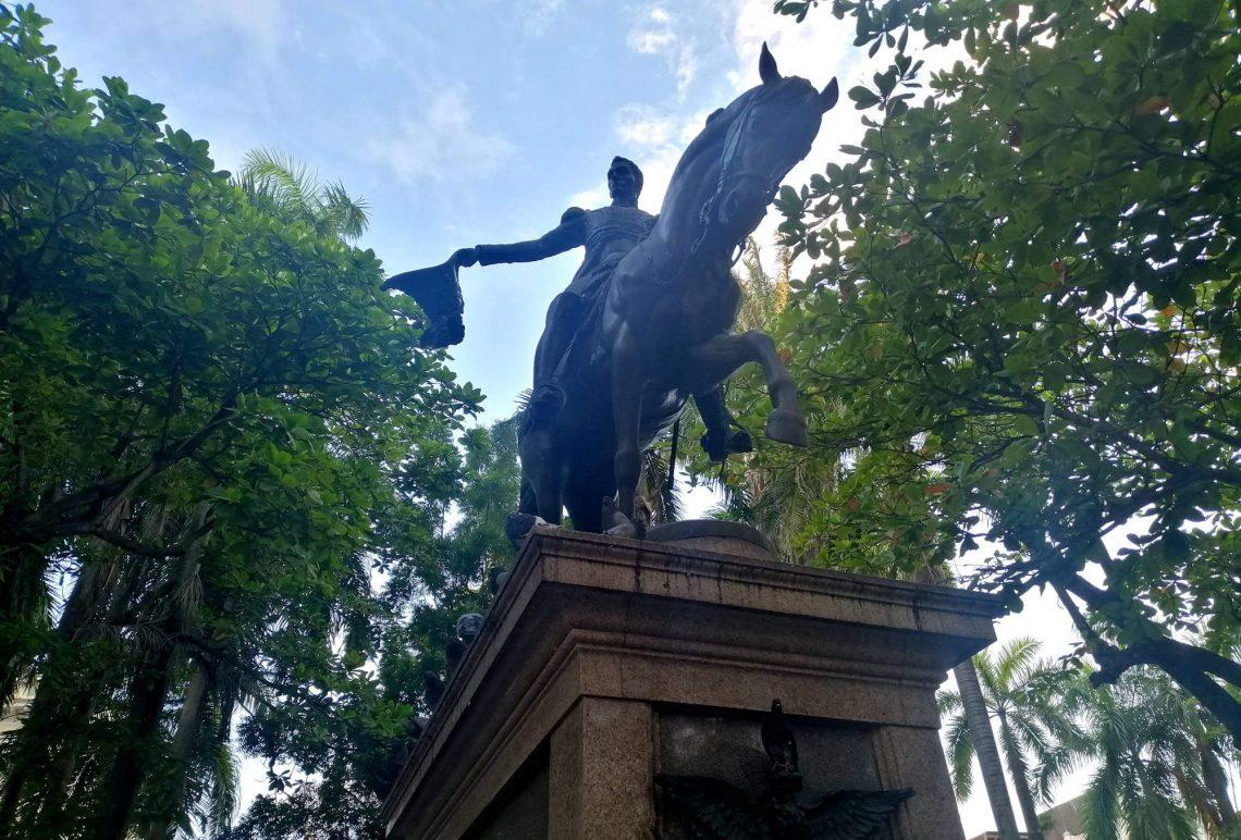simon bolivar cartagena