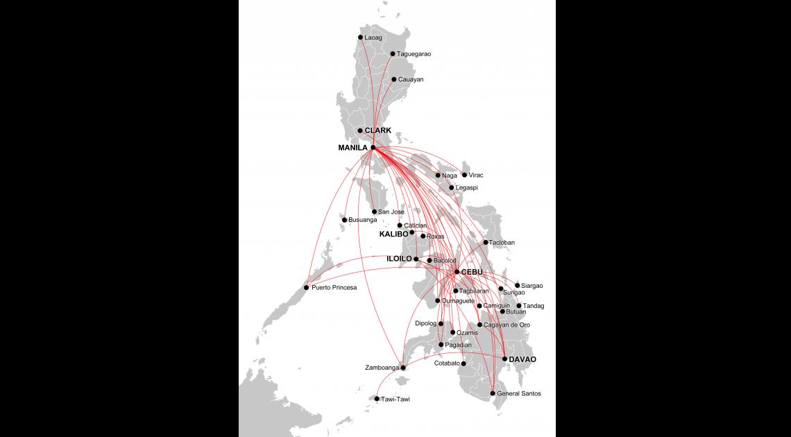 Aeropuertos filipinas