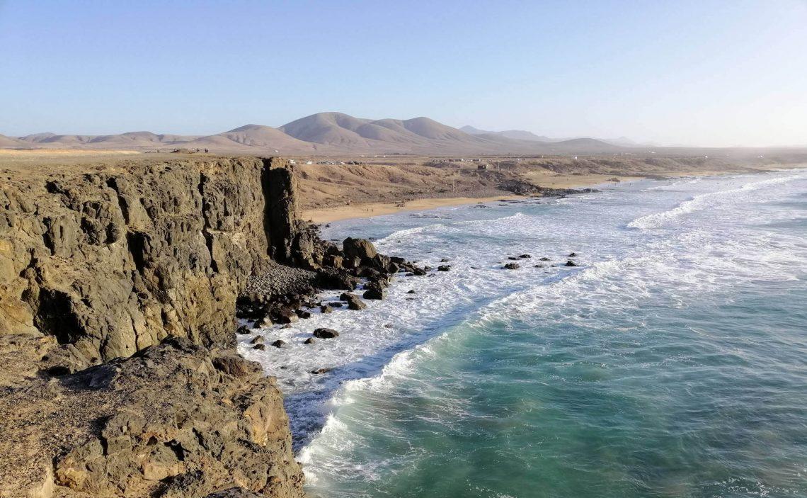 acantilados y playas el cotillo