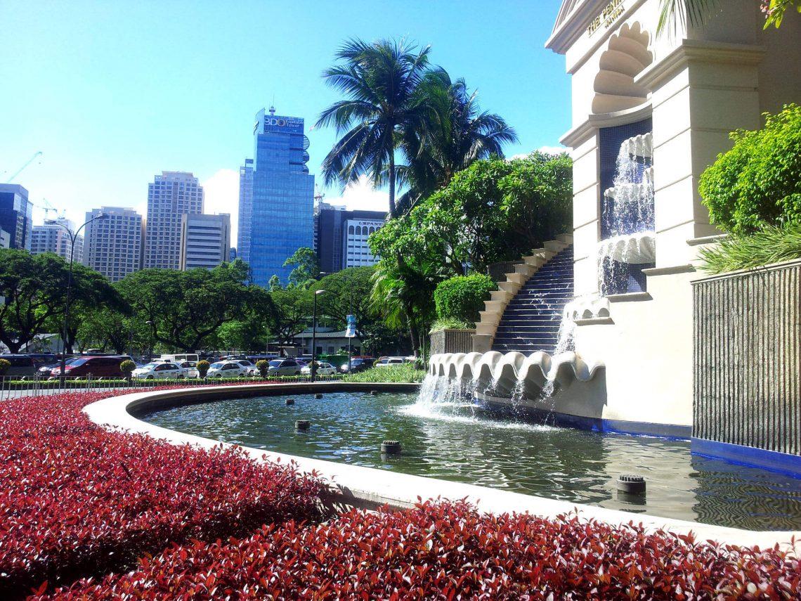 hotel peninsula makati manila filipinas
