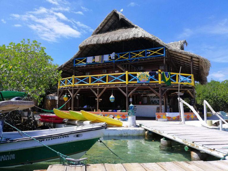 Isla Roots, hotel junto a la Casa en el Agua