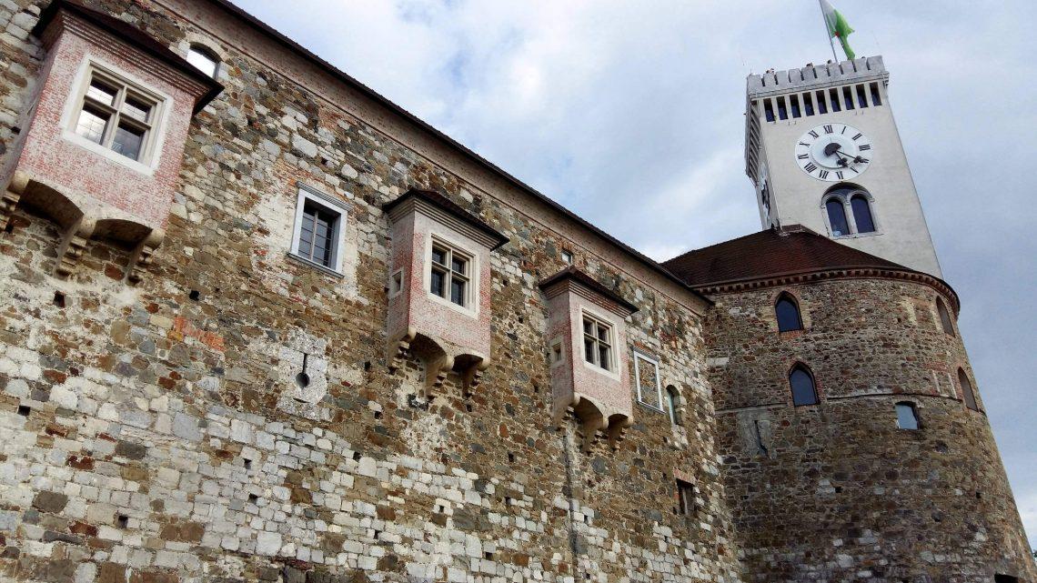 castillo de liubliana eslovenia