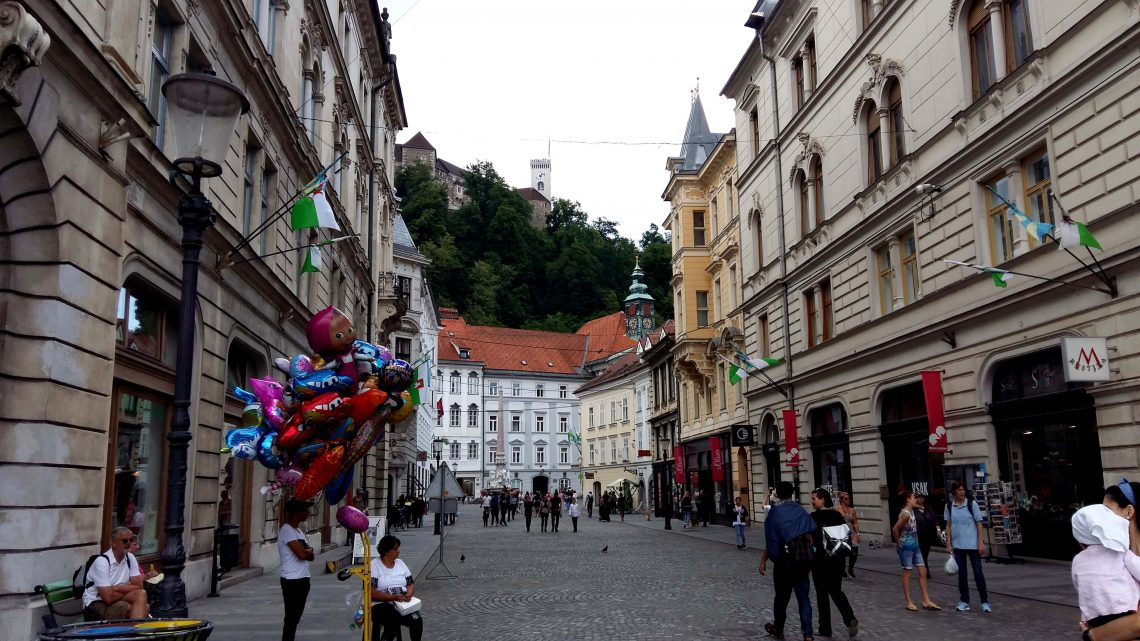 liubiliana eslovenia capital