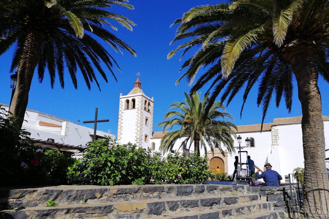 Betancuria, antigua capital histórica.
