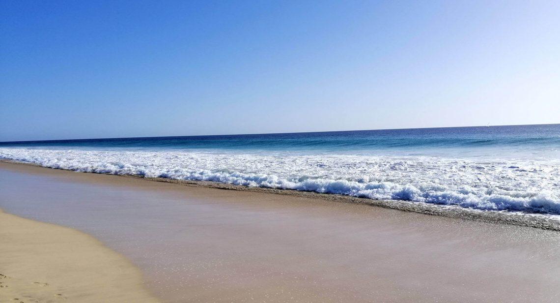 Playa de Morro Jable, Fuerteventura.