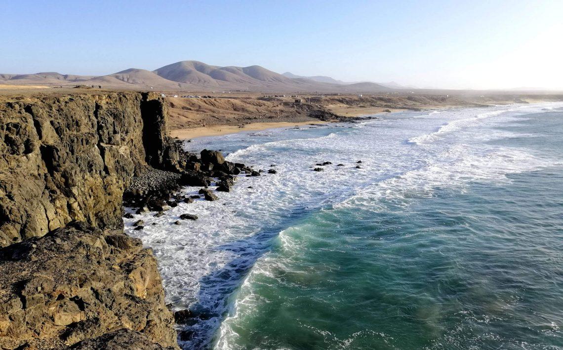 Playas de El Cotillo.