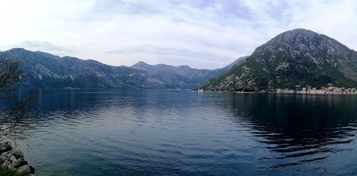 Ruta bahía de Kotor