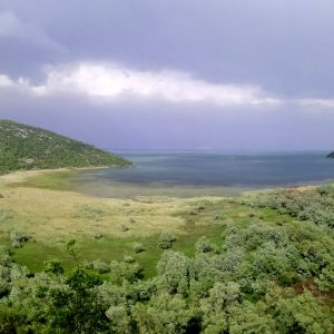 parque nacional lago Skadar, en Montenegro