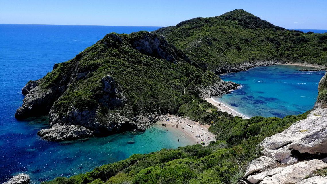 mejor playa que ver en Corfú