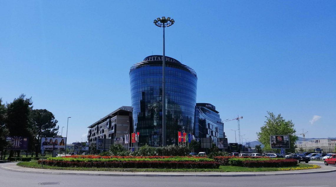 edificios podgorica