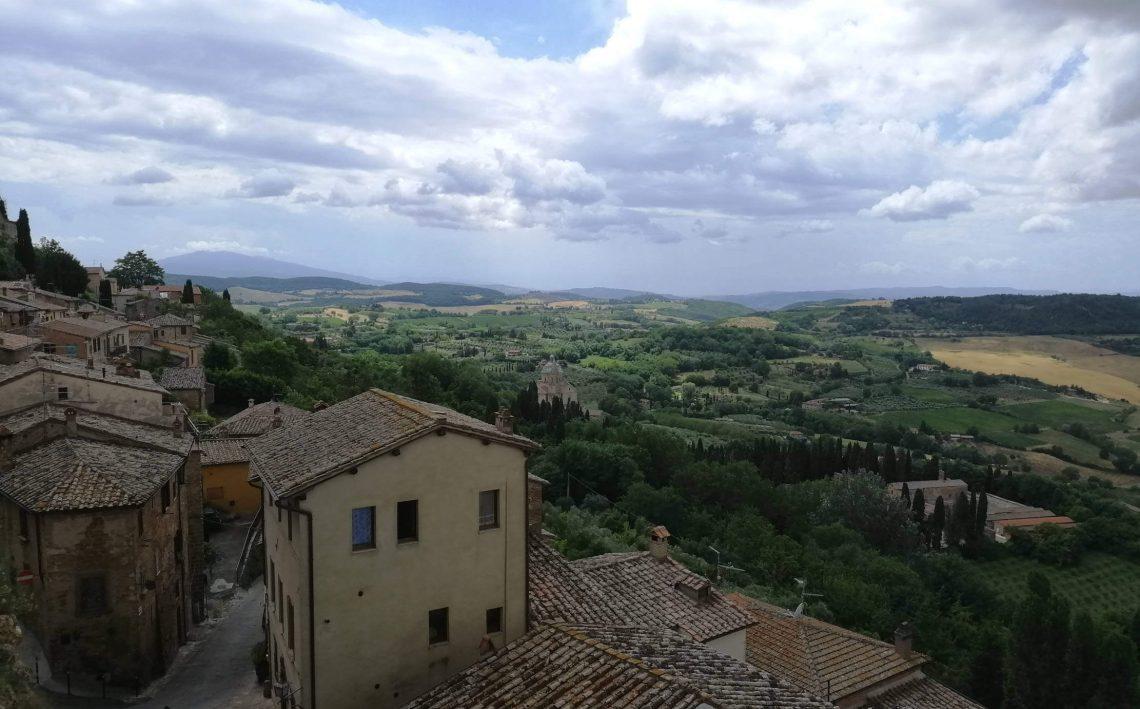 Montepulciano Toscana italiana