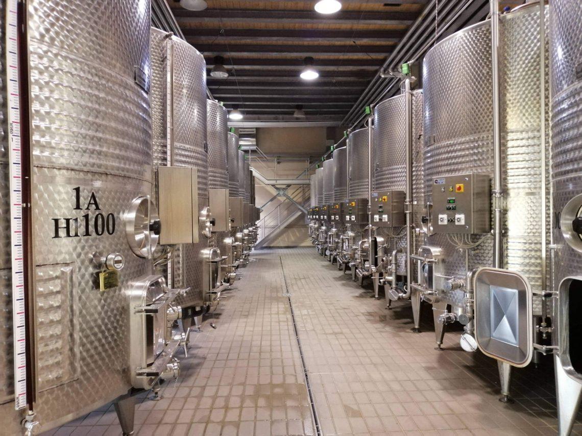 bodegas de vinos en Toscana