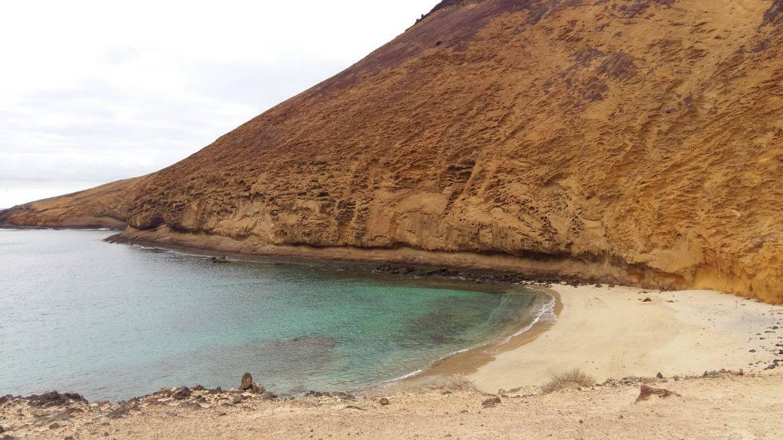 Playa de la Montaña Amarilla