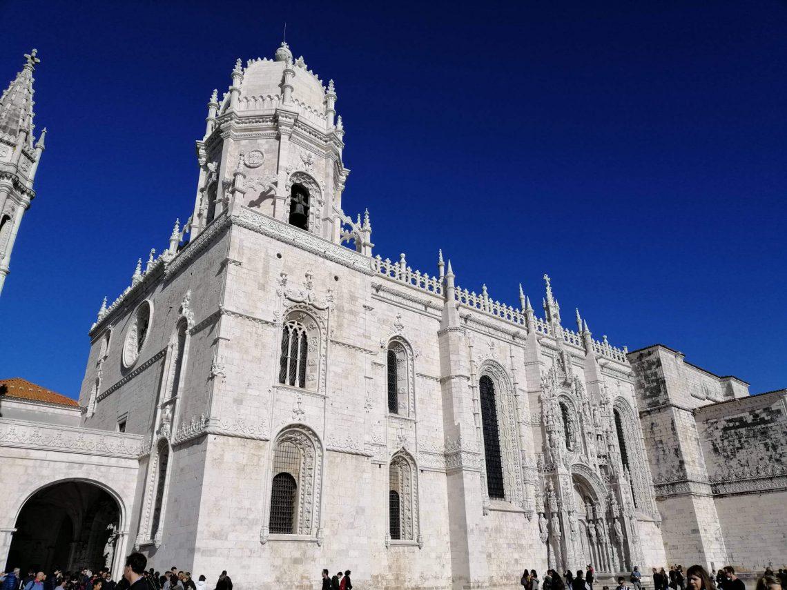 Monasterio de los Jerónimos.