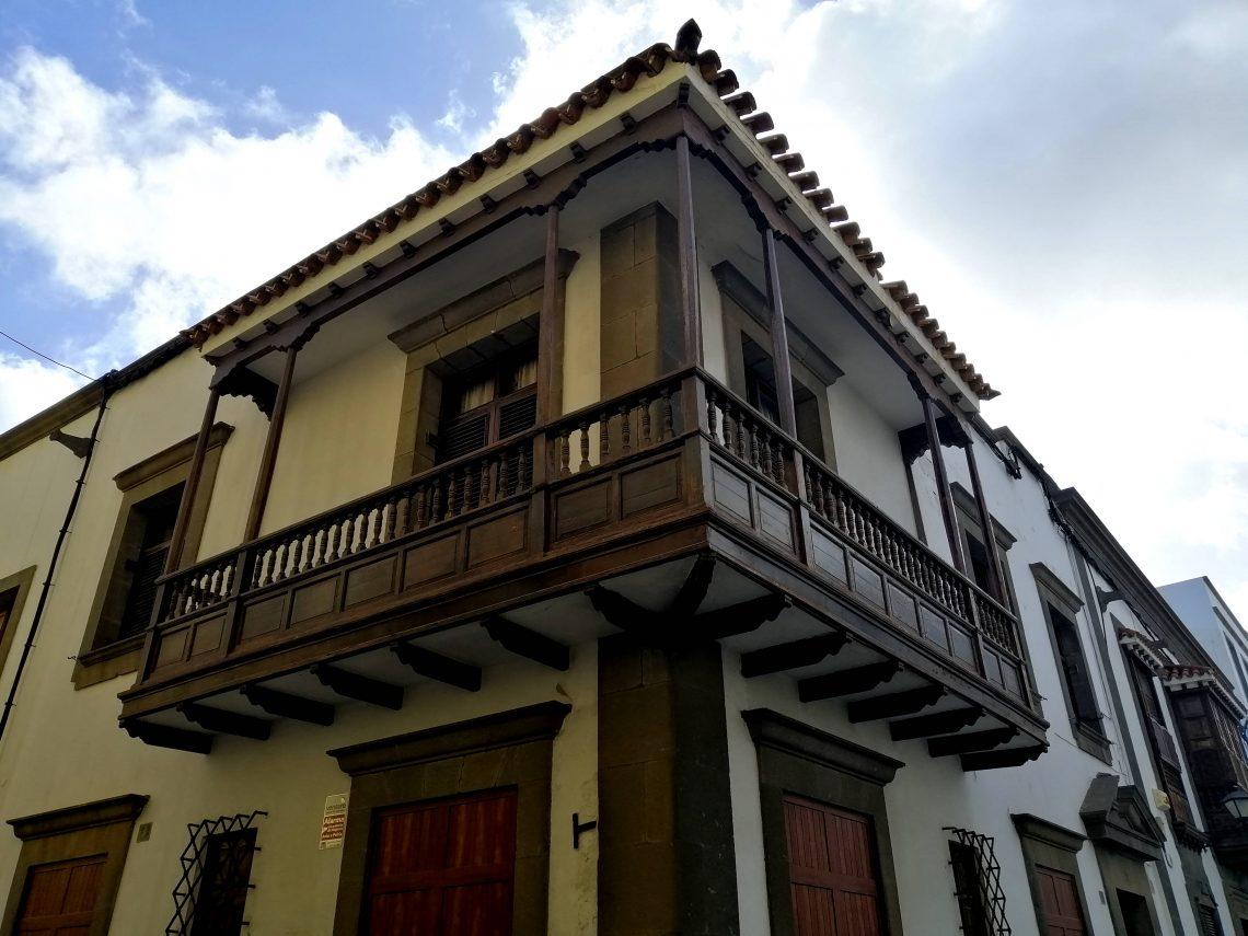 Centro histórico de Las Palmas.