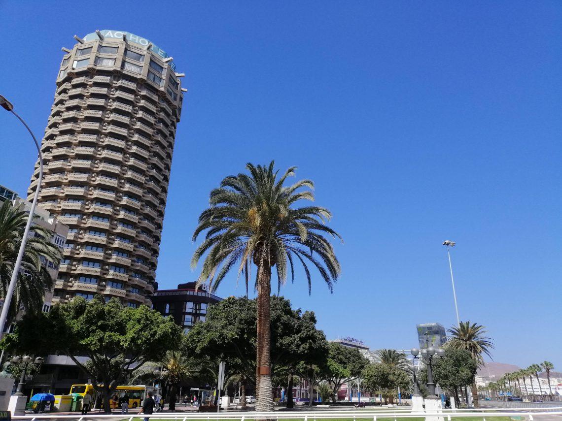 Hotel AC Las Palmas.
