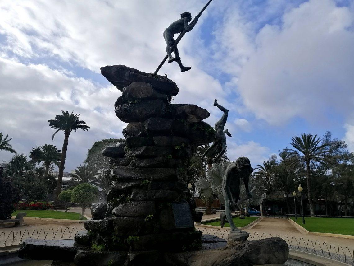 Parque Doramas.