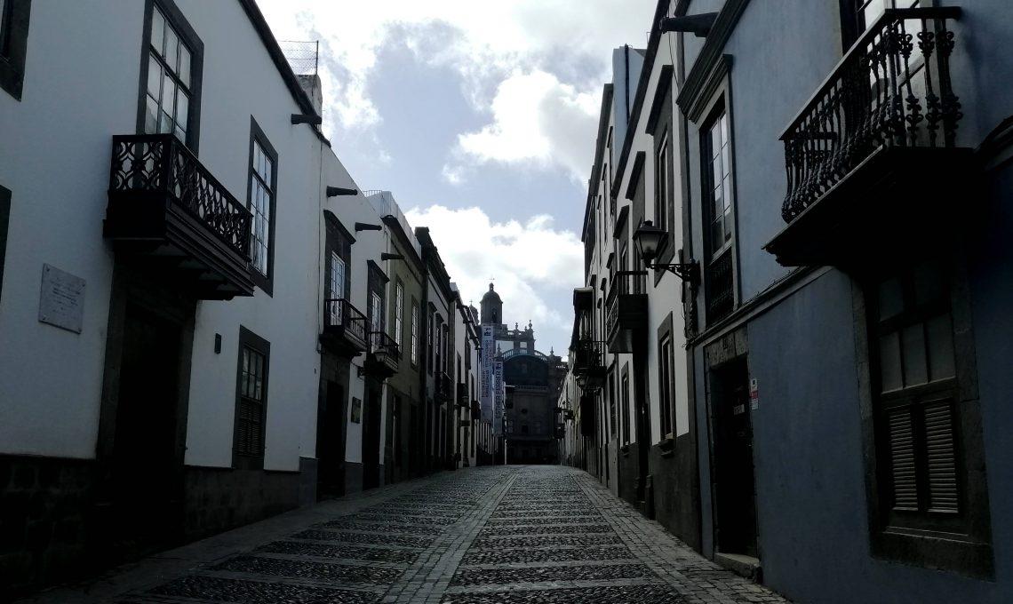 Calles para ver en Vegueta, Las Palmas.