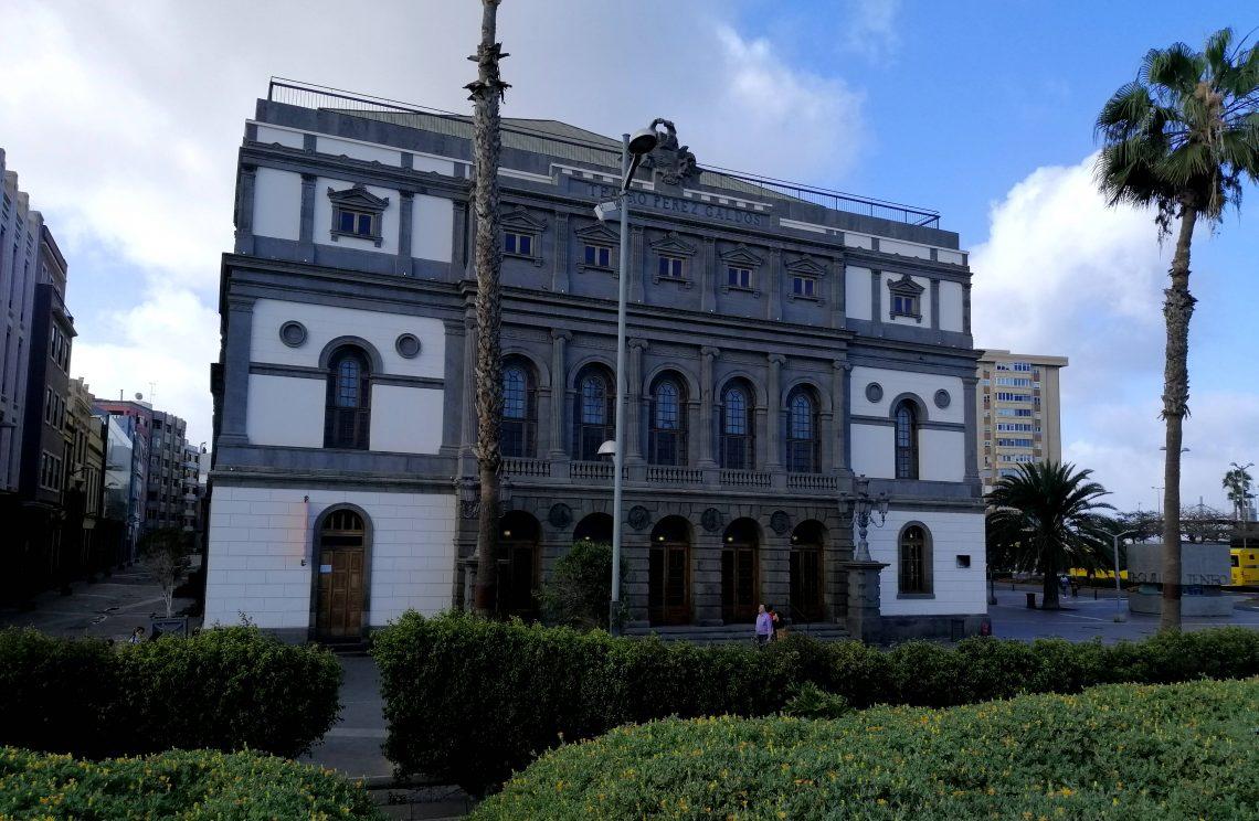 Teatro Pérez Galdós, Triana.