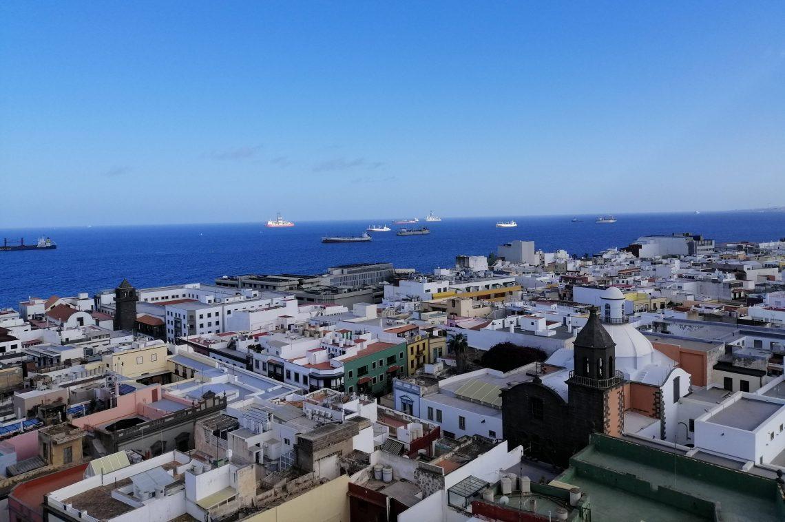 Qué ver en Las Palmas desde la Catedral.