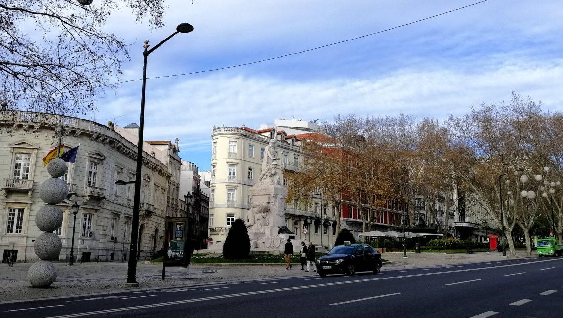 Avenida Libertade, Lisboa
