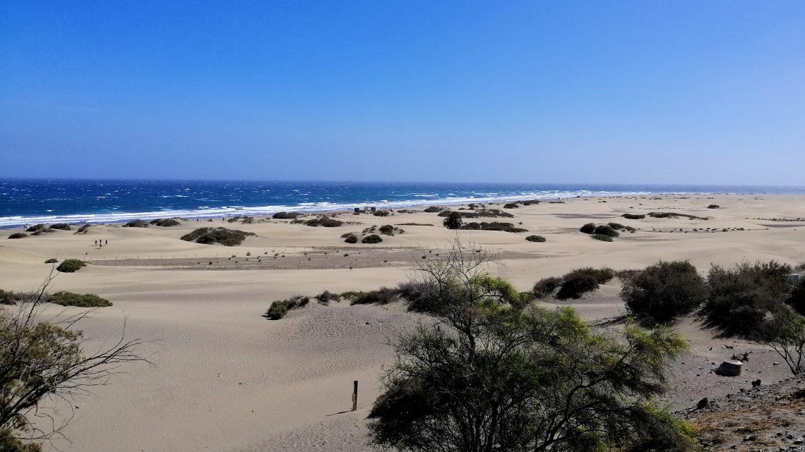mejores playas de gran canaria sur y norte