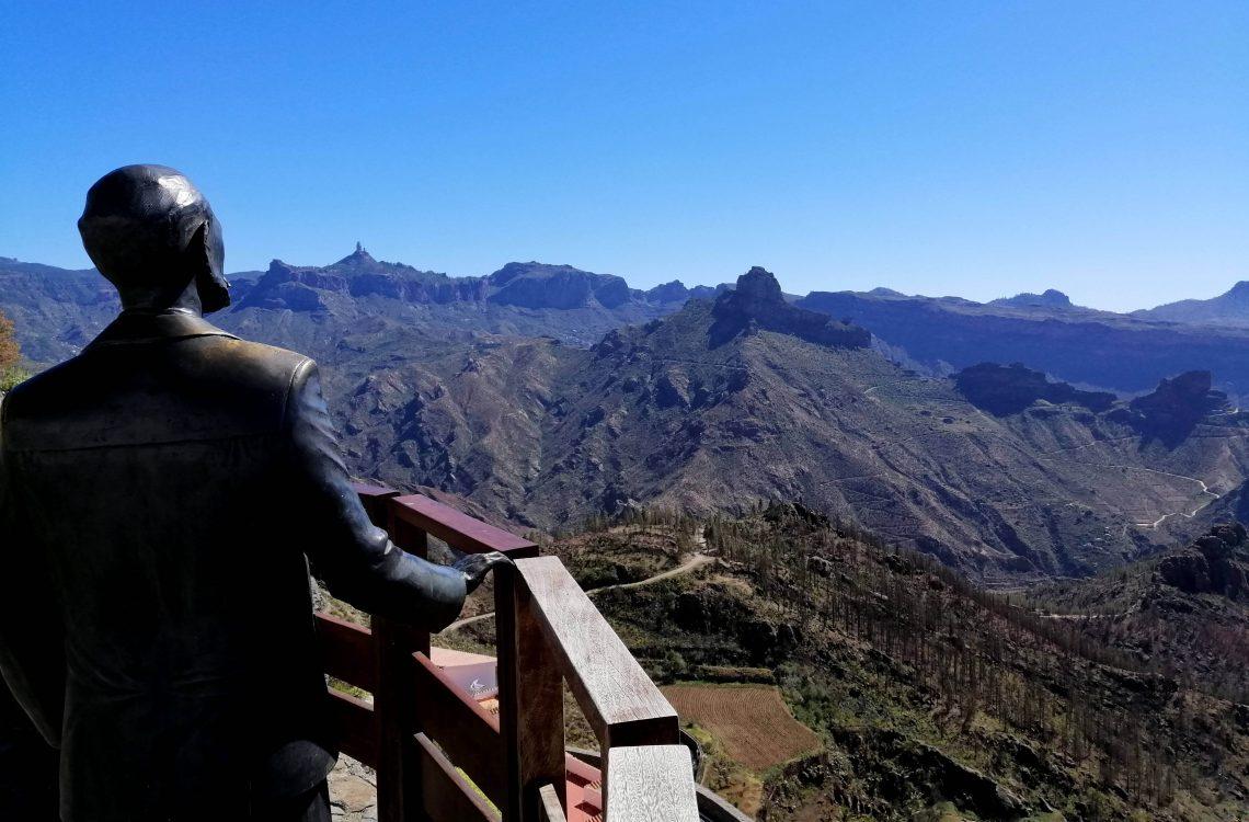 Artenara, pueblo más bonito de Gran Canaria para Unamuno